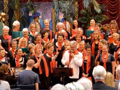 Cambridge Christmas Carols Dec 12 2016 Waikato Rivertones Chorus